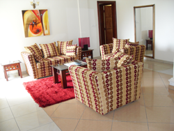 Residence hibiscus hotel in douala cameroon for Design hotel douala